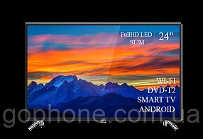 """Телевизор Thomson 24"""" Smart-TV/FullHD/DVB-T2/USB (1920×1080)"""