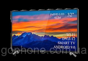 "Телевизор Thomson 32"" Smart-TV/Full HD/DVB-T2/USB (1920×1080) Android 9.0"