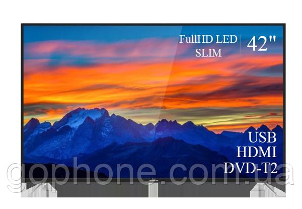 """Телевизор Thomson  42"""" FullHD/DVB-T2/USB (1920×1080)"""