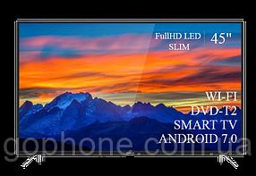 "Телевизор Thomson 45"" Smart-TV/Full HD/DVB-T2/USB (1920×1080) Android 7.0"