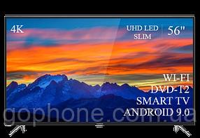 "Телевизор Thomson 56"" Smart-TV//DVB-T2/USB АДАПТИВНЫЙ UHD,4K/Android 9.0"