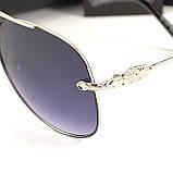 Женские солнцезащитные очки Chrome Hearts Авиаторы Модные 2020 Хром Хартс 2020 Стильные Брендовые реплика, фото 2