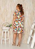 Женское летнее платье,размеры:50,52,54,56., фото 3