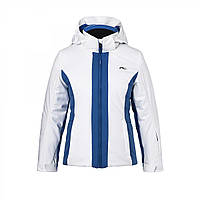 Куртка KJUS дет. Nuna Jacket white-strong blue FW18-19