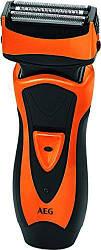 Бритва с триммером мужская AEG HR 5626 оранжевая