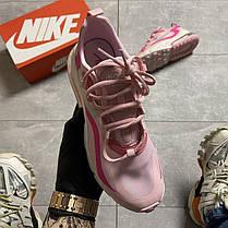"""Кросівки Nike Air Max 270 React """"Рожеві"""", фото 2"""