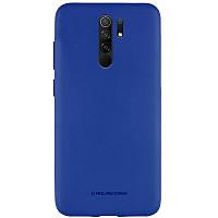 TPU чехол Molan Cano Smooth для Xiaomi Redmi 9 Синій