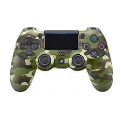 Геймпад безпровідний Sony PlayStation 4 Dualshock 4 V2 Controller Green Camouflage