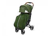 Прогулянкова коляска Yoya Plus PRO Premium 2020 Зелена, фото 1
