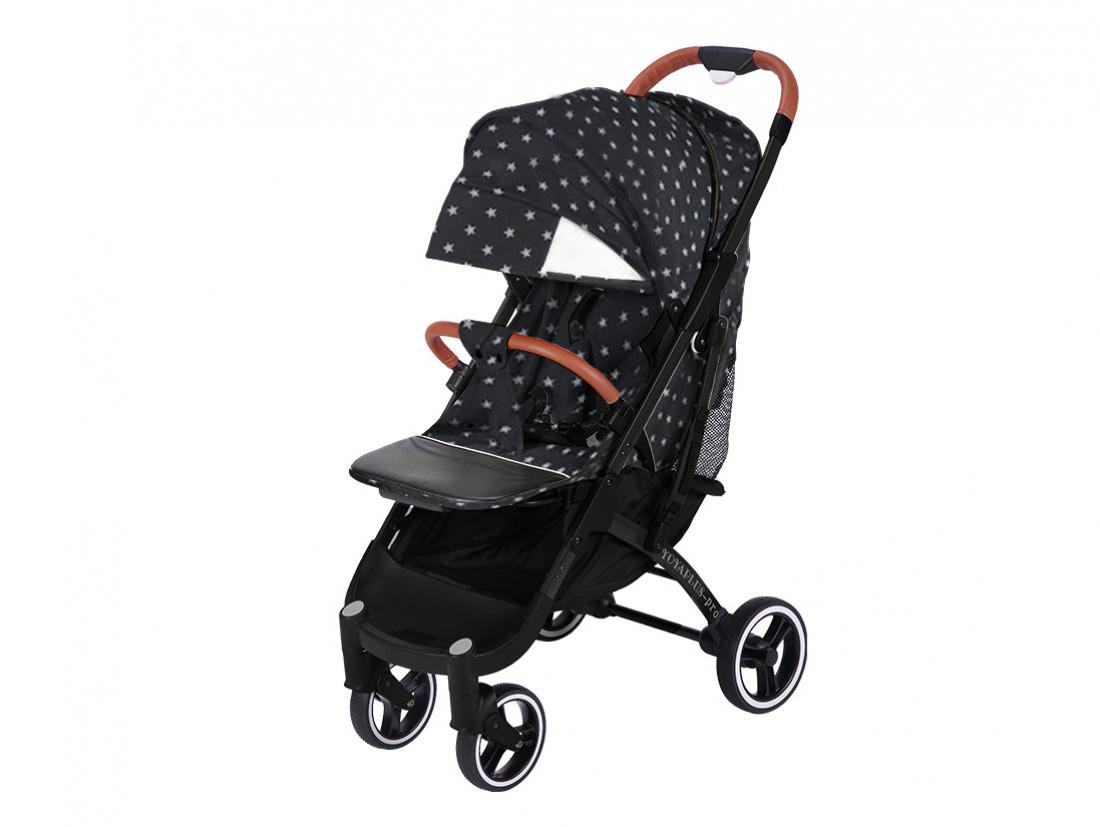 Прогулочная коляска Yoya Plus PRO Premium 2020 Звезды