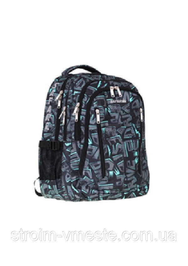Рюкзак, 4 отд., 45х30х27см, полиэстер, 20-150L-2, Safari