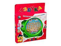 "[872718R_1084] ""Азбука"" развив.игра для ребенка муз.свет. в коробке (84 шт/ящ), (Оригинал)"