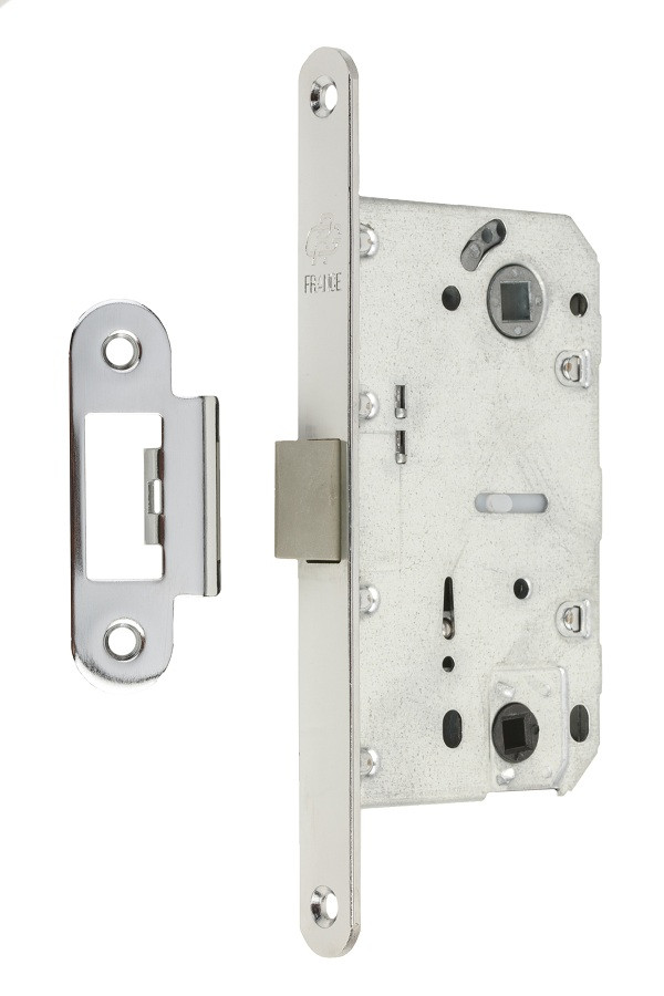 Механізм для дверей під фіксатор WC Gavroche GR 96K-WC хром