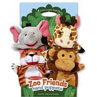 Набор для творчества Melissa&Doug Кукольный театр Зоопарк (MD19081)