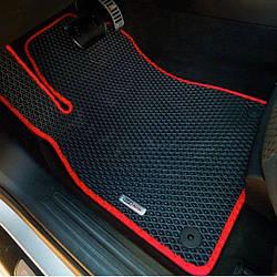 Автоковрики EVA для Audi e-tron, Набор автоковриков Салон + Багажник