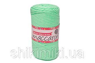 Трикотажний Шнур Neon Macrame, колір Ніжно-салатовий Неон