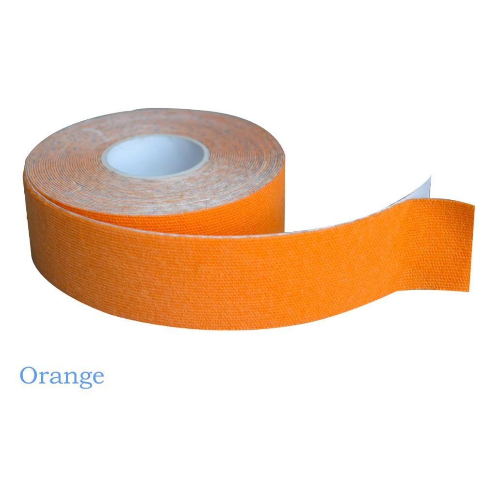 Кинезио тейп Kinesiology Tape 2,5см х 5м