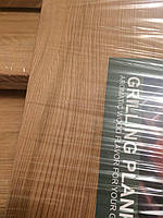 Кедровая доска для копчения BisonGrill  (2 шт)  30х15 см