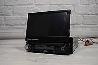 Автомагнитола 1Din Pioneer MCX-1703AD выездной экран 7 дюймов, фото 2