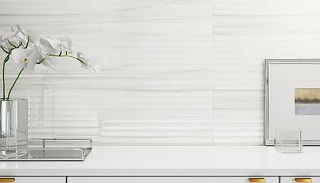 Плитка Opoczno / Artistic Way White Structure  25x75, фото 2