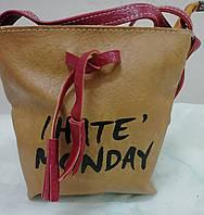 Жіноча маленька сумочка через плече (opt-kl62/1)
