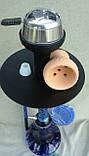 Кальян  YAHYA  новая серия 3 d чаша глина чаша Силиконовая Калауд лотос, фото 8