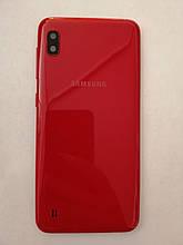 Задня кришка Samsung A10 A105 (2019) Red