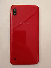 Задняя крышка Samsung A10 A105 (2019) Red