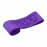 Резинка для фитнеса и спорта тканевая 4FIZJO Flex Band 5 шт 1-29 кг 4FJ0155, фото 8