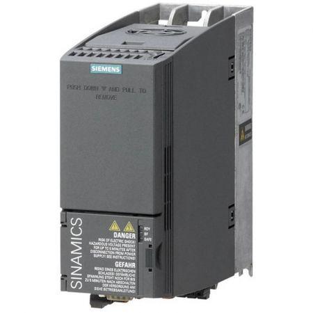 Частотный преобразователь Siemens SINAMICS G120C 5,5 кВт - 6SL3210-1KE21-3UB1 Частотный преобразователь Siemens (Сименс) SINAMICS G120C 5.5 кВт -