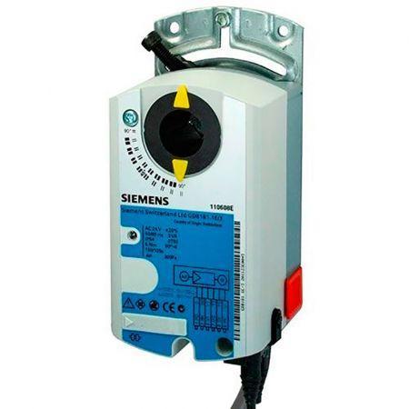 Электрический привод Siemens GLB131.1E