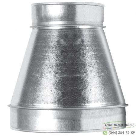 Переход ВЕНТС 315/125 для вентиляционных каналов
