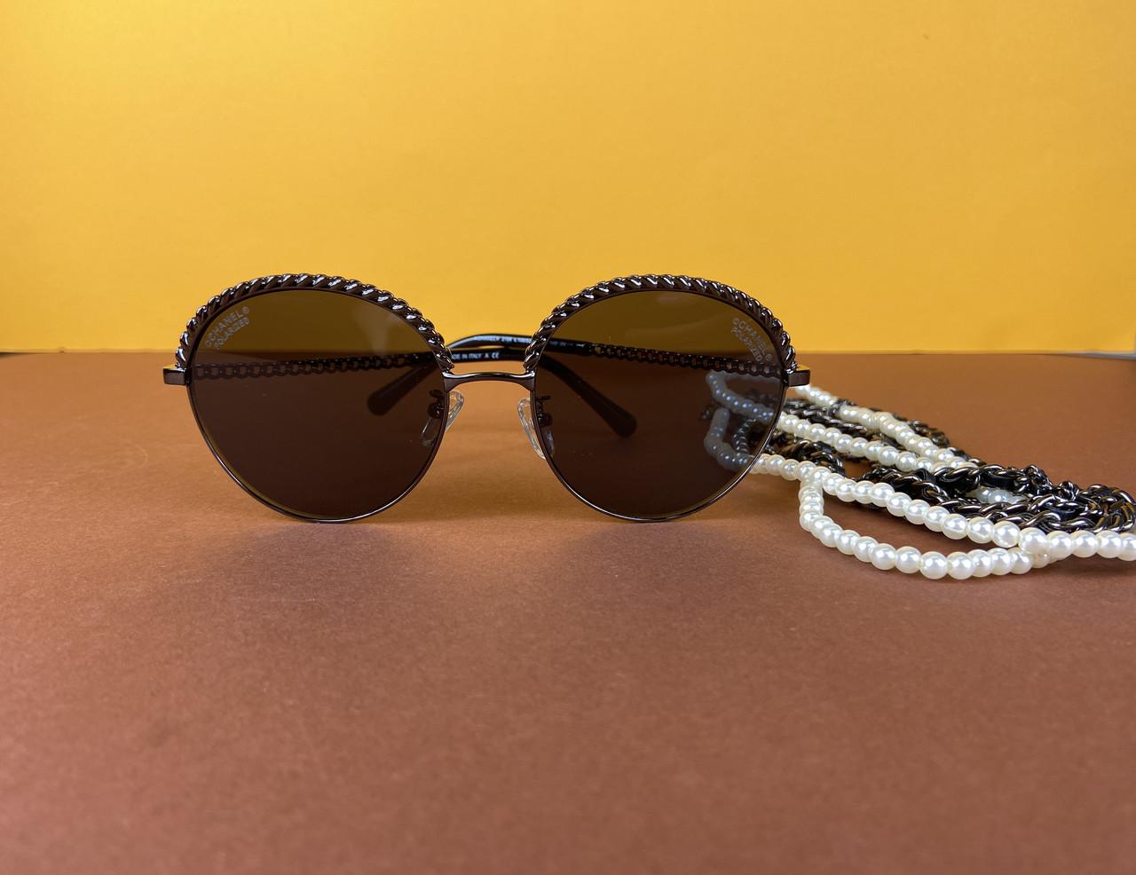 Солнцезащитные очки C*anel (Шан*ль) арт. 106-08
