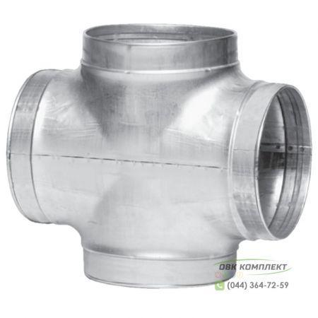 Крестовина ВЕНТС 160 для вентиляционных каналов