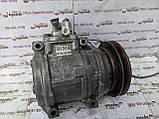 Компрессор кондиционера Kia Sportage 2,0 бензин FE3N 1992-2000г.в., фото 8