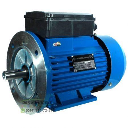 Однофазный электродвигатель АИРЕ 90 L2 (АИРЕ90L2) 3 кВт 3000 об/мин IM2081 (комбинированные) (+5%)