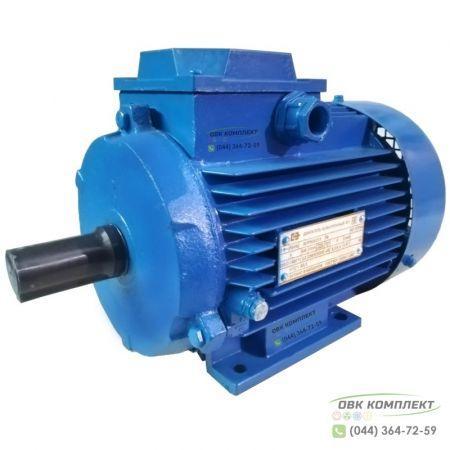Электродвигатель АИРЕ 80 С4 1,5 кВт 1500 об/мин (Полесьеэлектромаш) IM1081 (на лапах)