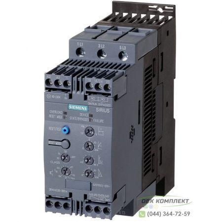 Устройство плавного пуска Siemens Sirius 3RW40 55 кВт - 3RW4047-1BB14