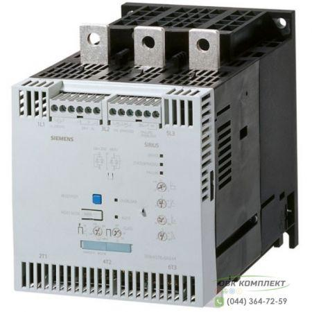 Устройство плавного пуска Siemens Sirius 3RW40 200 кВт - 3RW4075-6BB44