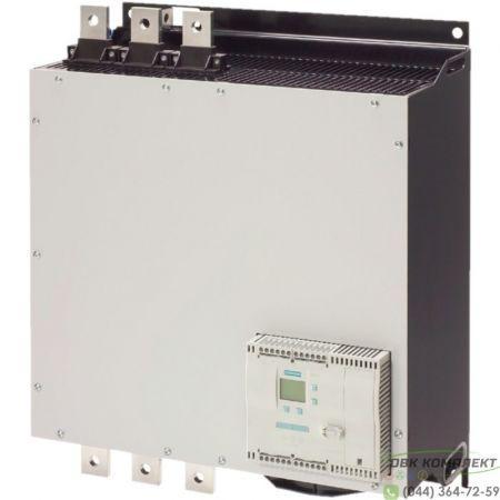 Устройство плавного пуска Siemens Sirius 3RW44 400 кВт - 3RW4455-6BC44