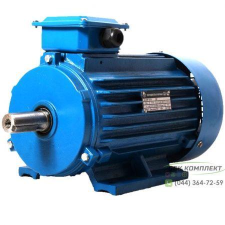 Электродвигатель АИР 132 М6 (3-фазы) | 7,5 кВт 1000 об/мин IM1081 (на лапах) (+ 0%)