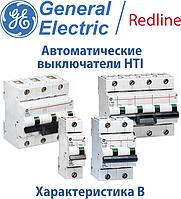 Автоматические выключатели GE HTI характеристика В