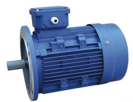 Электродвигатель АИР 71 В2 (3-фазы) | 1,1 кВт 3000 об/мин IM3081 (с фланцем) (+5%)