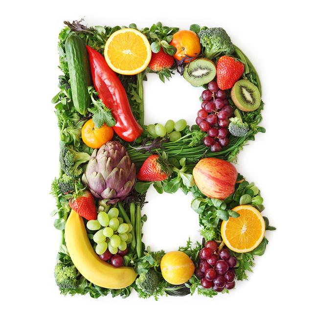Витамины группы B (биотин)