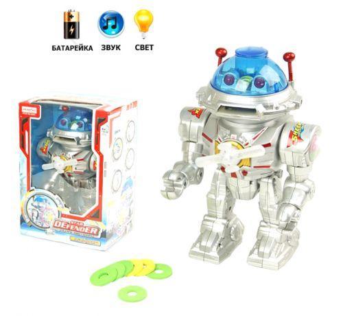 """Робот """"Star Kavass"""", світло звук 0905"""