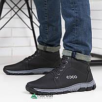 Ботинки мужские черные 40р, фото 2