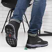 Ботинки мужские черные -20°C, фото 2