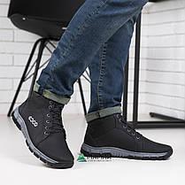 Ботинки мужские черные -20°C, фото 3