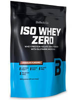 Протеин Изолят BioTech Iso Whey Zero 500g КОКОС