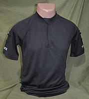 CoolMax футболка полиции Великобритании, черная. НОВАЯ, оригинал.